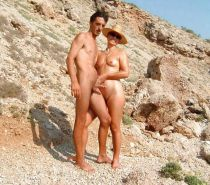 Nudist couple #33561172