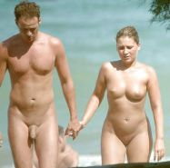 Nudist couple #33561215