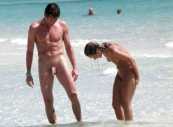 Nudist couple #33561228
