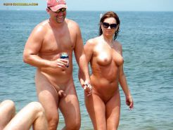 Nudist couple #33561241