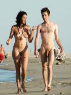 Nudist couple #33561259