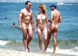 Nudist couple #33561266