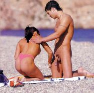 Nudist couple #33561285