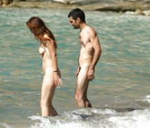 Nudist couple #33561290