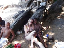 White Girls on Interracial Vacation #31750105