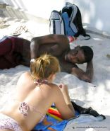 White Girls on Interracial Vacation #31750132