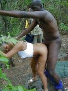 White Girls on Interracial Vacation #31750143