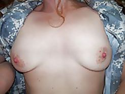 Droopy, empty, flat, floppy, saggy tits... #24820638