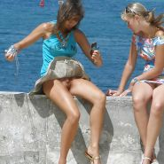 Miscellaneous Upskirts & Public Nudity #24739658