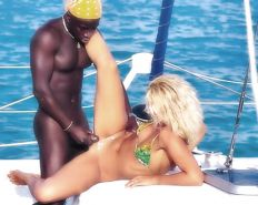 Interracial - Tropical Vacation for White Sluts! 2 #35204522