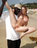 Interracial - Tropical Vacation for White Sluts! 2 #35204532
