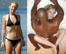 Interracial - Tropical Vacation for White Sluts! 2 #35204603