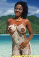 Black Girls at the Beach: Nudists and Exhibitionists #27813538