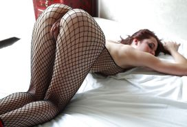 Pix-Mix: Fishnet, Stockings, Catsuits, Heels and Boots