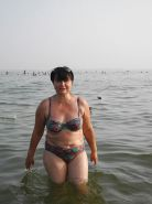 Mature women on the beach! Amateur! #25116024