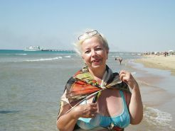 Mature women on the beach! Amateur! #25116106
