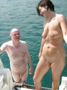 Mature women on the beach! Amateur! #25116241