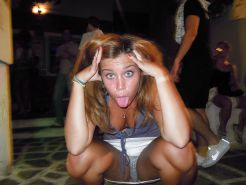 Upskirt, Flashing, candid images from girls and matures #28039807
