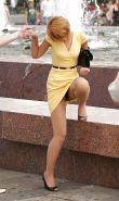Upskirt, Flashing, candid images from girls and matures #28040027