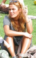 Upskirt, Flashing, candid images from girls and matures #28040293