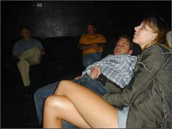 Adult Theater and Gloryholes