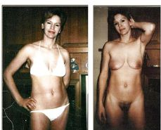 DRESSED & UNDRESSED: VINTAGE TEENS & MILFS