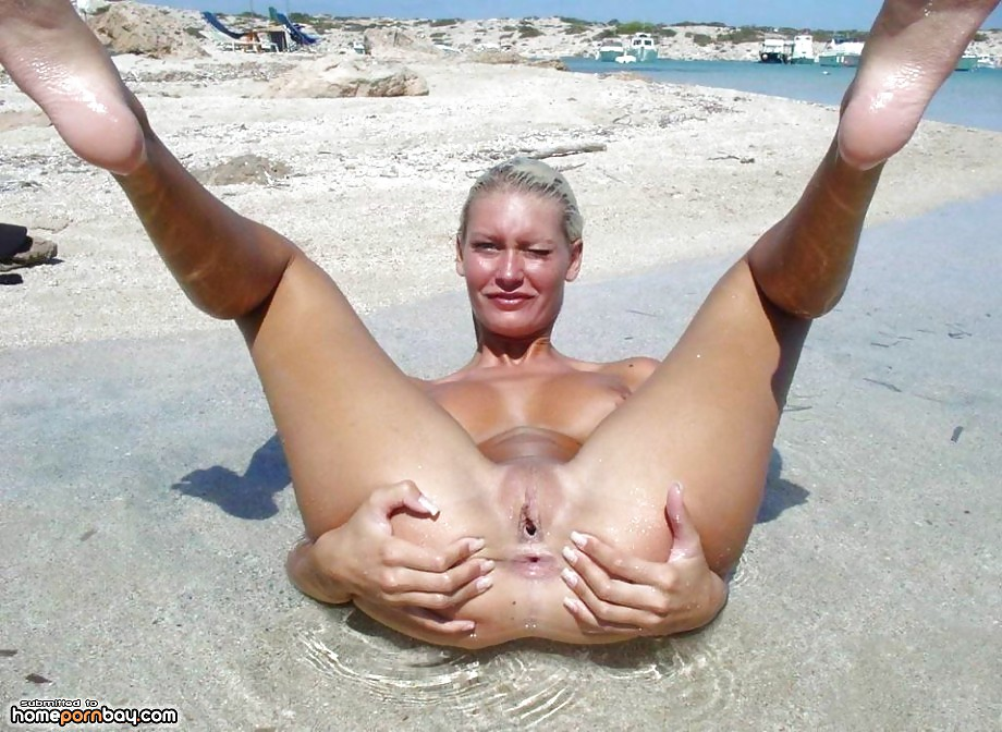 Collection of nude beach babes #25208021