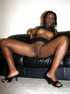 Black and Beautiful Matures
