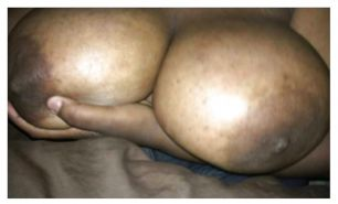 Big black areolas ----massive collection---- part 26