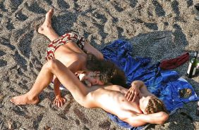Group Sex Amateur Beach #rec Voyeur G16 #22956628