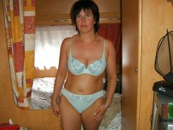 French milf camping