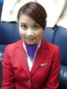 Hong Kong Air Stewardess Joan Leaked Picture
