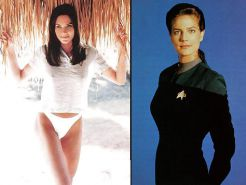 Star Trek Babes Nude Dressed and Undressed #37511933