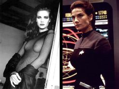 Star Trek Babes Nude Dressed and Undressed #37511936