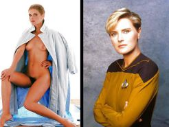 Star Trek Babes Nude Dressed and Undressed #37511961