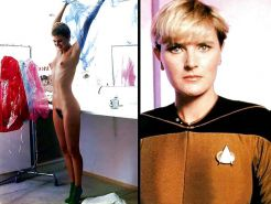 Star Trek Babes Nude Dressed and Undressed #37511965