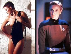Star Trek Babes Nude Dressed and Undressed #37511971