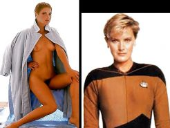 Star Trek Babes Nude Dressed and Undressed #37511990