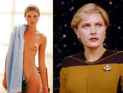 Star Trek Babes Nude Dressed and Undressed #37512016