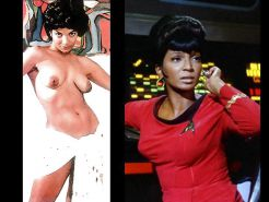 Star Trek Babes Nude Dressed and Undressed #37512024
