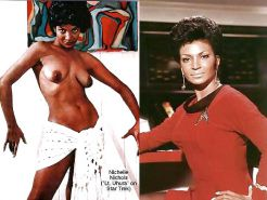 Star Trek Babes Nude Dressed and Undressed #37512038
