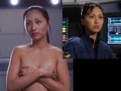Star Trek Babes Nude Dressed and Undressed #37512113