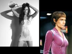 Star Trek Babes Nude Dressed and Undressed #37512121