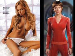 Star Trek Babes Nude Dressed and Undressed #37512125