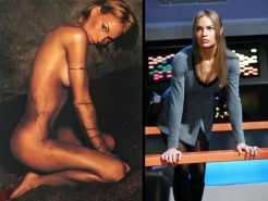 Star Trek Babes Nude Dressed and Undressed #37512152