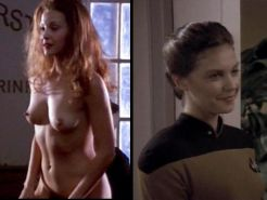 Star Trek Babes Nude Dressed and Undressed #37512187