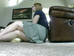 Conservative Wife Upskirted On Hidden Cam #26497031