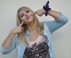 Marika - Beautiful Blonde Cutie-Pie