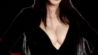 Elvira's Titties
