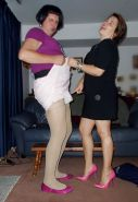 Ms Terry femdom wife of a sissy